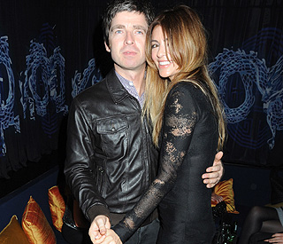 Liam missing from Noel Gallagher's wedding