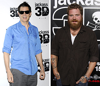 Johnny Knoxville devastated at loss of Ryan Dunn