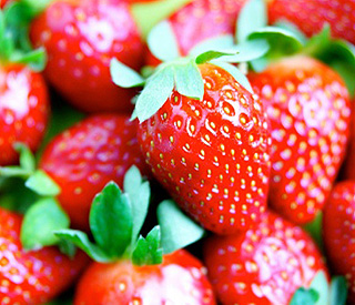 Recipe: Sweet summer strawberries