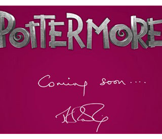JK Rowling launches 'Pottermore' project