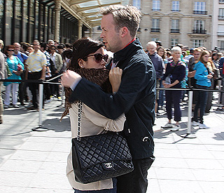 Lily Allen and Sam's 'exotic' Paris honeymoon