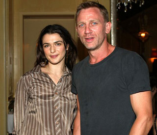 Daniel Craig weds Rachel Weisz in secret ceremony