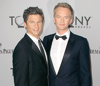 Ecstatic Neil Patrick Harris to wed after five years
