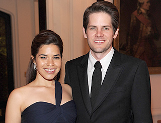 'Ugly Betty' star America Ferrera has 'intimate' wedding