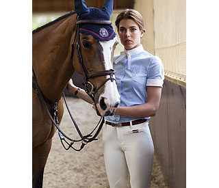 Smart new Gucci riding gear for Charlotte Casiraghi