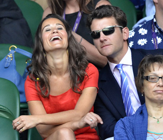 Pippa Middleton still being courted by Alex Loudon