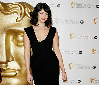 Bond girl Gemma 'gets vexed' about weight criticism