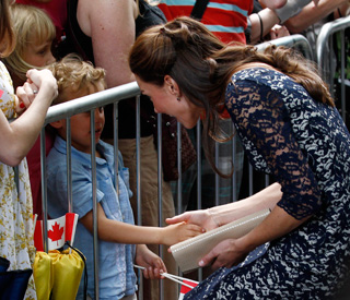 William and Kate mania engulfs Canada