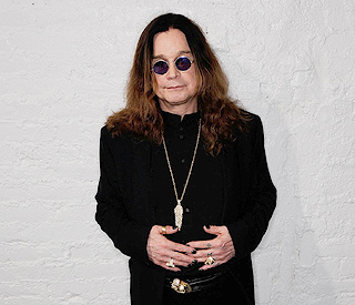 Ozzy owes his career as the 'Prince of Darkness' to NHS
