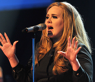 Chart-topping Adele asked to judge on 'The Voice'