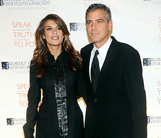 George Clooney is not gay, says close friend