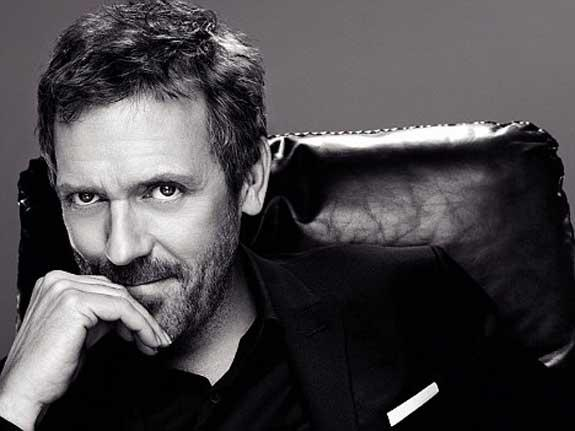 Hugh Laurie is the new face of L'Oreal