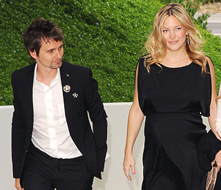 Kate Hudson and Matt Bellamy have a baby boy