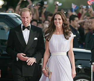 Duke and Duchess outshine Hollywood stars in LA