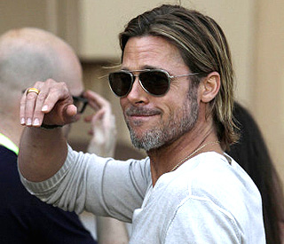 Brad Pitt's baseball accident nearly ruined his career