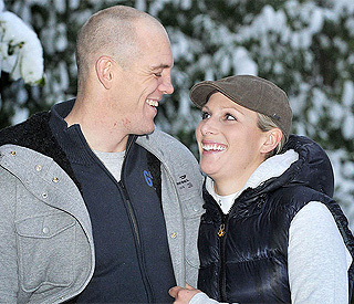 Zara Phillips reveals wedding dress creator