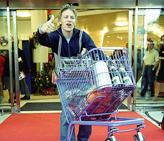 Jamie Oliver: It's 'the right time' to leave Sainsbury's
