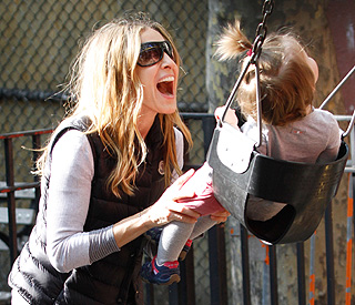 No live-in nannies for Sarah Jessica Parker