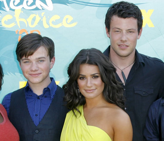 Lea Michele, Chris Colfer and Cory leaving 'Glee'