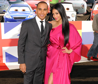 Lewis Hamilton denies engagement rumours