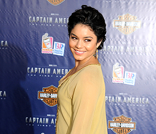 Vanessa Hudgens: 'I feel like a soccer mom'