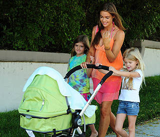 Denise Richards struggled for two years to adopt