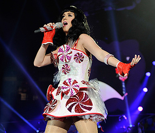 Pop sensation Katy Perry receives nine MVA nods