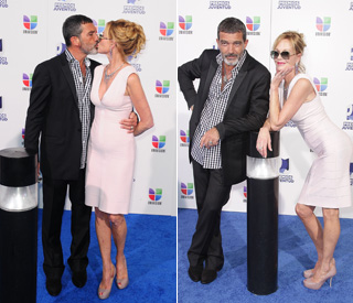 Antonio Banderas and Melanie still smitten after 15 years