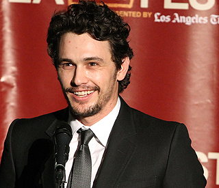James Franco confirms he's single again