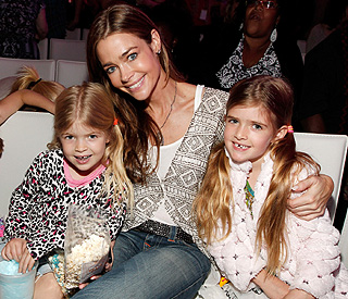 Denise Richards throws star-studded baby shower