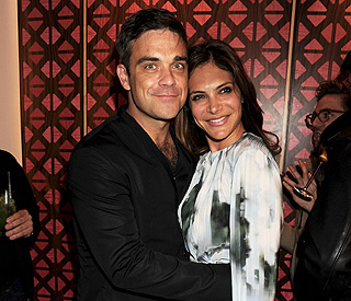 Robbie Williams makes plans for future fatherhood