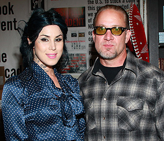 Kat Von D and Jesse James break off engagement