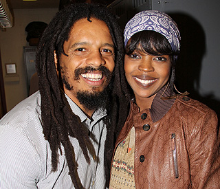 Healthy baby for Lauryn Hill but father still not known