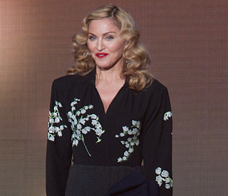 Madonna takes on the best in film at Venice Festival