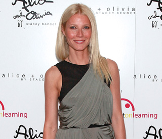 Gwyneth Paltrow can't get hold of new Coldplay album