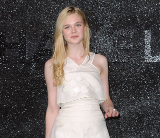 Steven Spielberg advises Elle Fanning to be normal