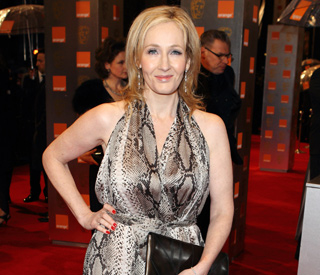 JK Rowling breaks down on family history show