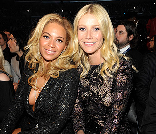 Gwyneth Paltrow relies on Beyonce for music advice