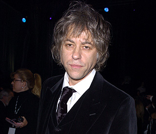 Bob Geldof: 'It's critical to love and be loved'