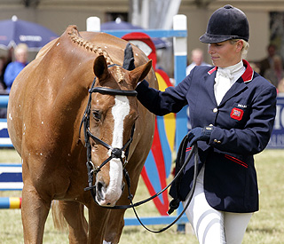 Zara Phillips retires her beloved Toytown after 12 years