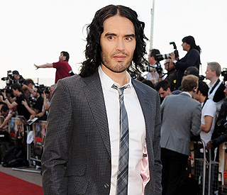 Russell Brand calls for scripts for 'long-haired actors'