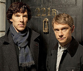 BBC One's 'Sherlock' filming cut short by riots