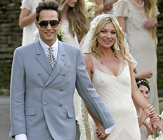 Kate Moss reveals her 'Big Fat' wedding inspiration