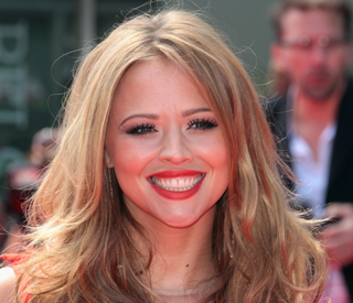 Kimberley Walsh inspired by Beyonce's body