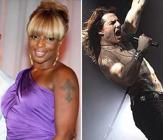 Mary J Blige: Tom Cruise 'can do anything'
