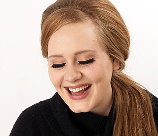 Adele: 'If a guy can make me laugh, nothing else matters'