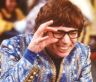 Groovy, baby! Mike Myers to reprise Austin Powers role