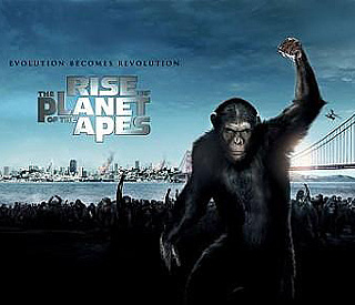 Monkey business pays off as 'Apes' tops box office