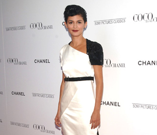 Audrey Tautou 'loves playing independent women'