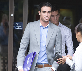 Jack Tweed told to 'grow up' but spared jail over assault